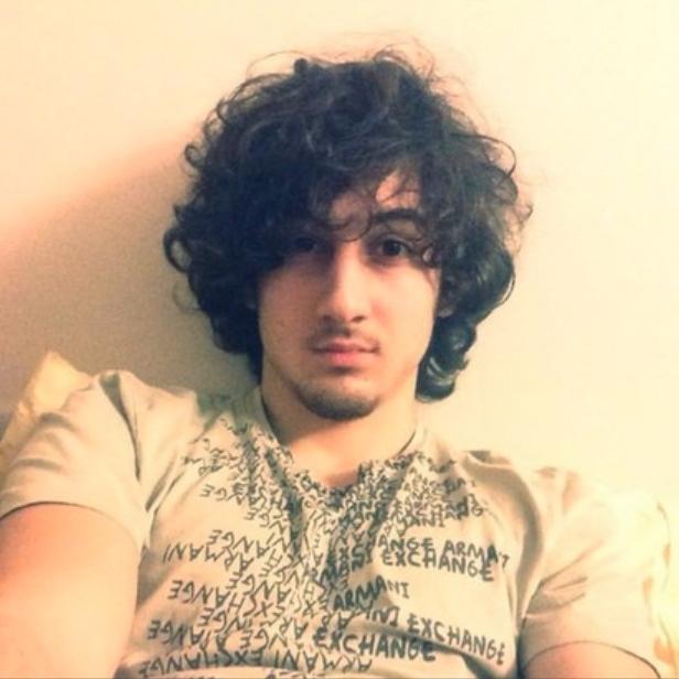 Snapshot of Dzhokhar Tsarnaev