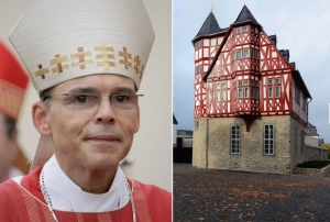Luxury Bishop of Limburg and his tasteless palace.