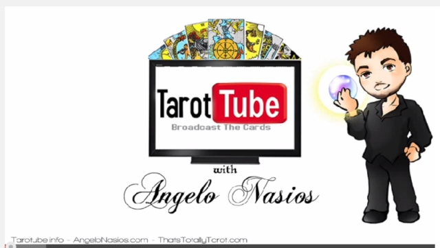Angelo Nasios' YouTube Tarot site