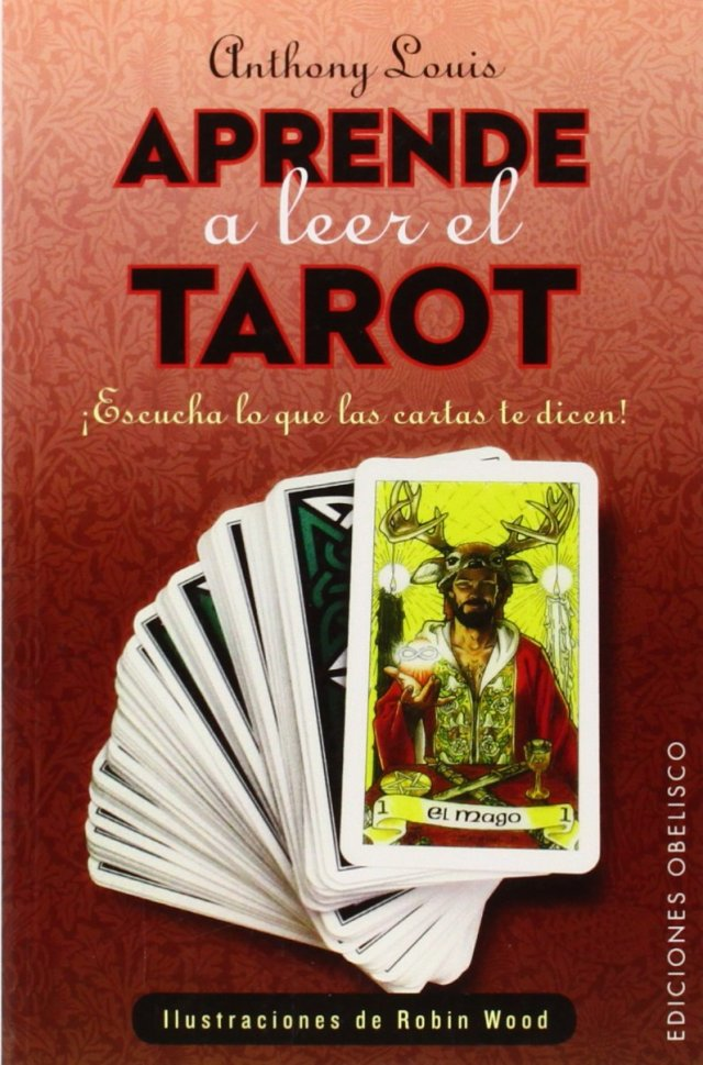 Tarot Plain and Simple, Spanish edition, 2015 re-issue.