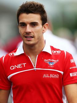 Jules Bianchi (FRA) Marussia F1 Team. 04.10.2014. Formula 1 World Championship, Rd 15, Japanese Grand Prix, Suzuka, Japan, Qualifying Day.