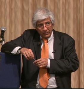 Dr. Salman Akhtar, Psychoanalist