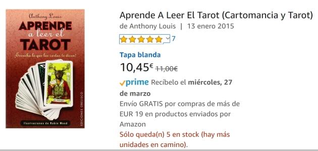 aprende tarot