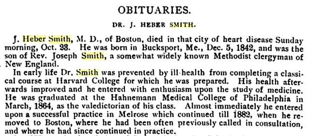 smith obit