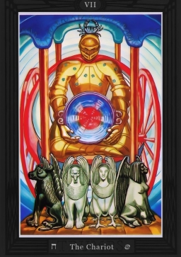 Chariot thoth